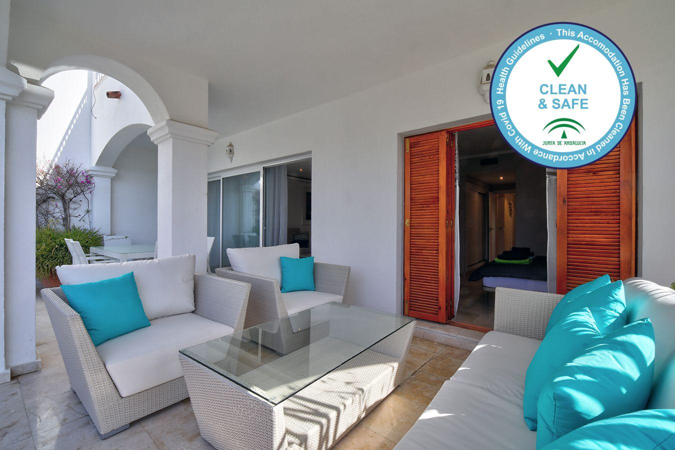 Superb 2 Bedroom Apartment, Señorio de Marbella